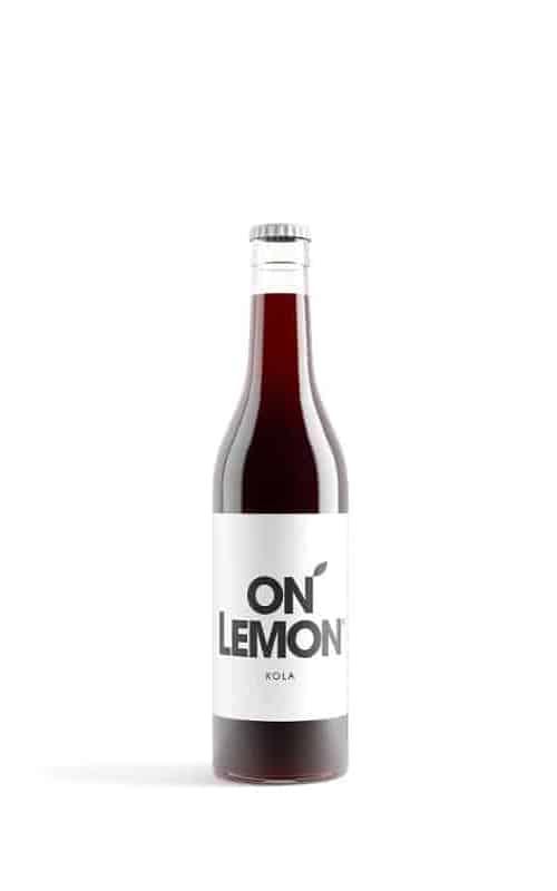 On lemon kola sklep butelka 0,33l