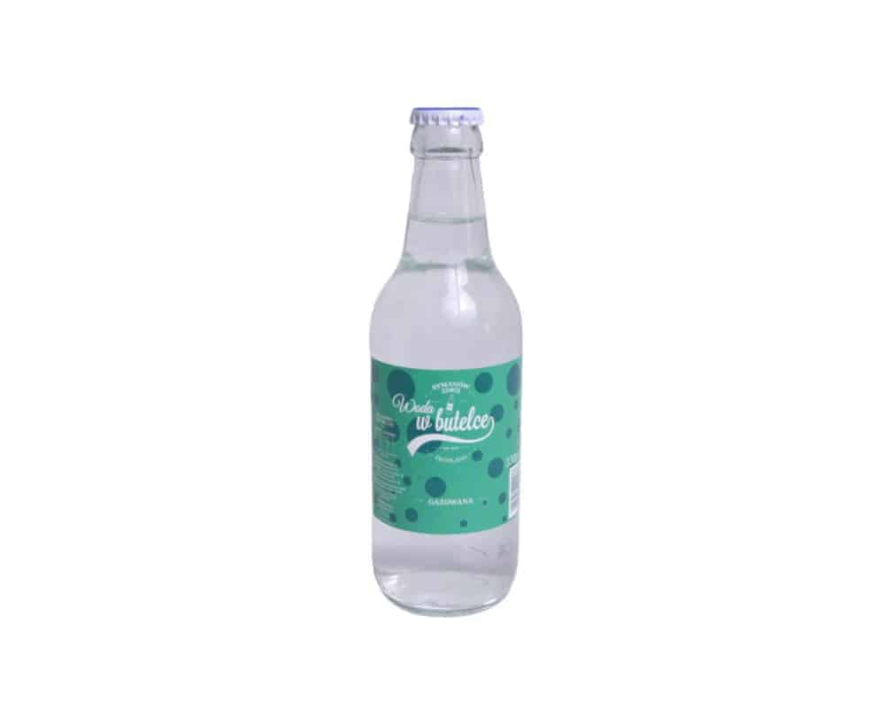 Woda w Butelce gazowana