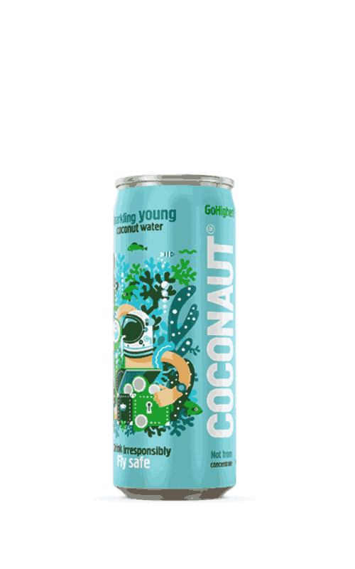 Coconaut Gazowany