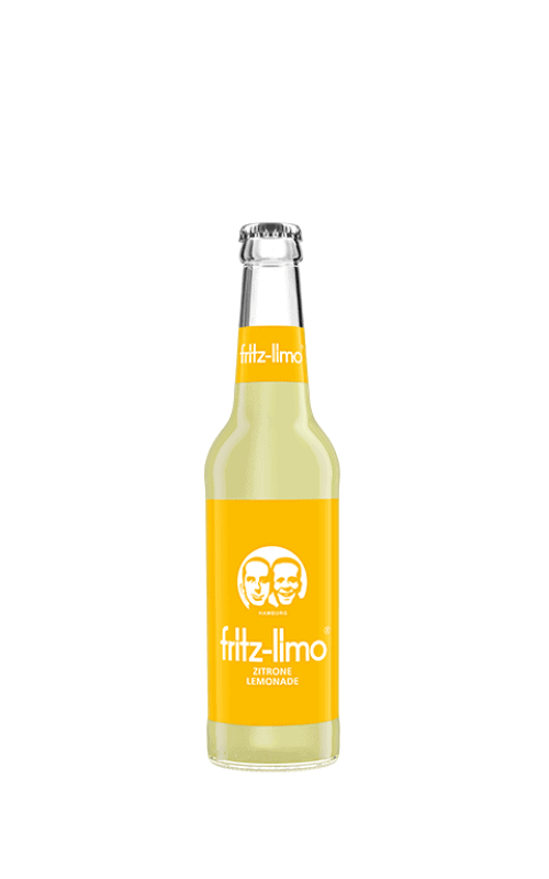 Fritz Limo cytryna sklep Butelka 0,33l