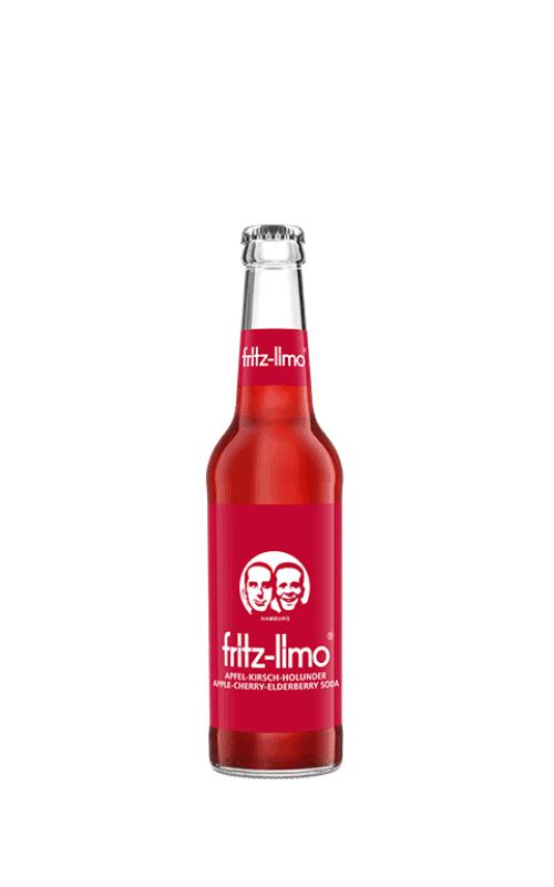 Fritz Limo Wiśnia sklep butelka 0,33l