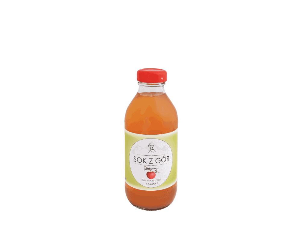 sok z gór jabłkowy butelka sklep