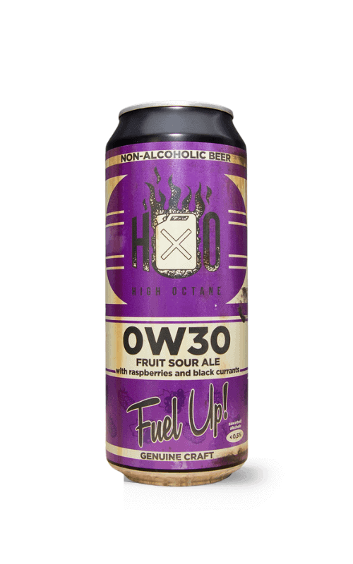0W30 Fruit Sour Ale