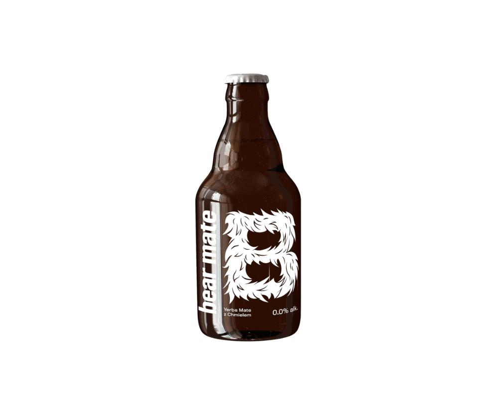 Bear Mate sklep butelka